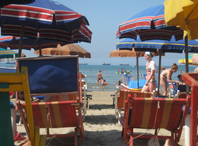 durres albania beach port