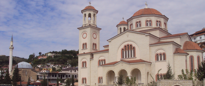 Albanian Mosque Church